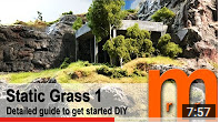 Tutorial how to create realistic grassfields using a static grass applicator